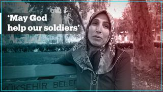 Border residents talk about Turkey's anti-terror operation
