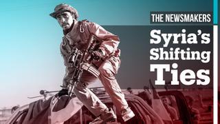 Syria's Shifting Alliances