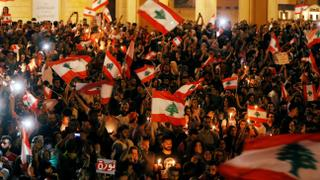 Lebanon Protests: Protesters reject new economic package