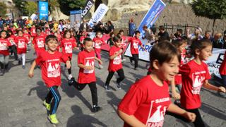 Cappadocia Marathon: Thousands participate in Ultra-Trail Event
