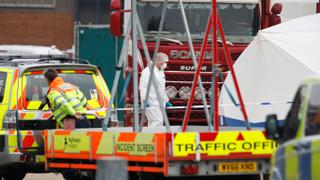 Breaking News: UK police find 39 bodies in truck container in Essex