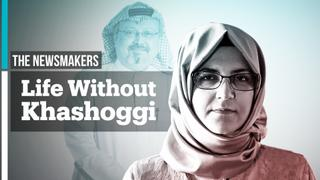 Hatice Cengiz on Life Without Khashoggi
