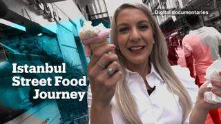 Istanbul street food journey