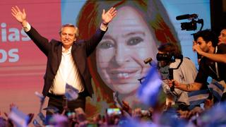 Alberto Fernandez wins Argentina presidential election   Money Talks