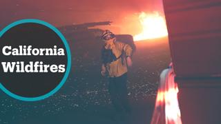 California Wildfires: Governor declares a statewide emergency
