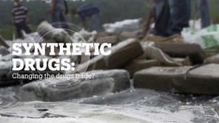 Synthetic drugs: changing the drugs trade?