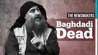 Baghdadi Dead