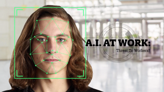 A.I. AT WORK: Threat to workers?