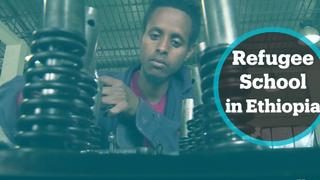 Ethiopian Refugees: Training offers opportunities for integration