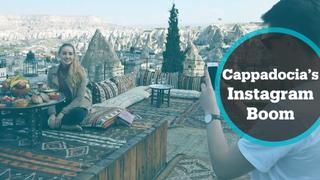 Cappadocia Tourism: Business booming thanks to Instagram