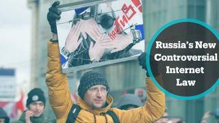 Russia Internet Law: New regulations take effect amid concerns