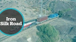 Iron Silk Road: Train connecting China to Europe passes Turkey