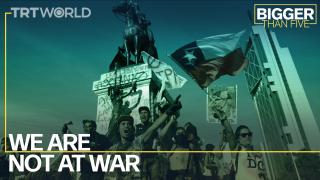 We Are Not At War | Bigger Than Five