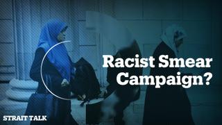 Racist Smear Campaign?