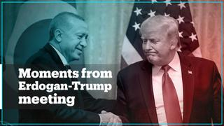 Key moments from the Trump-Erdogan press conference