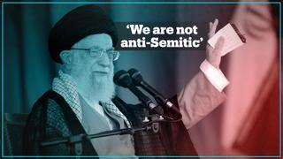 Ayatollah Khamenei says Iran is not anti-Semitic