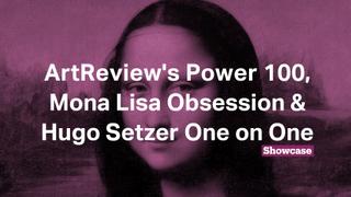 Hugo Setzer | ArtReview's Power 100 | Olafur Eliasson