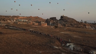 Beyond The Game: Cappadocia Ultra-Trail Marathon 2019
