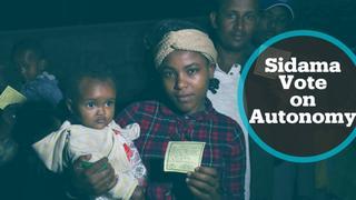 Ethiopia votes on an Sidama's autonomy