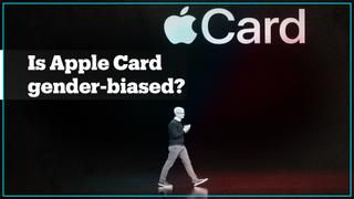 Does Apple Card discriminate against women?