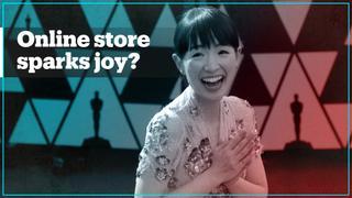 Decluttering guru Marie Kondo's online store shocks many