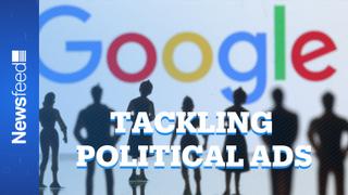Google bans political ads ahead of UK vote