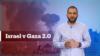 Israel's war of attrition