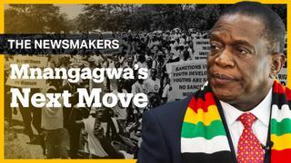 Mnangagwa's Next Move