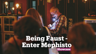 Peter Lee's Being Faust: Enter Mephisto