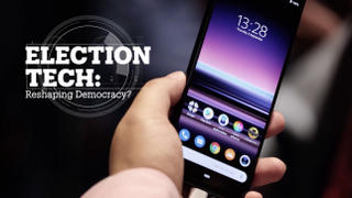 ELECTION TECH: Reshaping democracy?