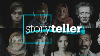 Storyteller on TRT World