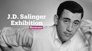 J. D. Salinger Exhibition | Exhibitions | Showcase