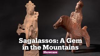 Meanwhile in the Mountains: Sagalassos