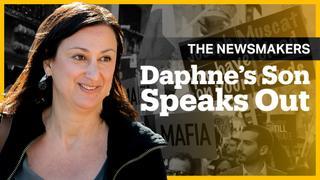 Son of Malta's Murdered Journalist Daphne Caruana Galizia Speaks Out