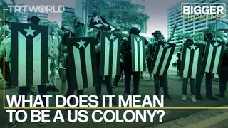 What does it mean to be a colony of the US?