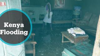 Kenya Flood: Hundreds flee their home in western Kenya