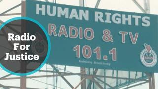 Nigeria Social Justice: Radio presenter helps  poor