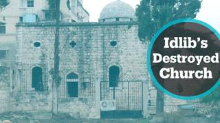 The War in Syria: Churches became targets of regime, Russian air strikes
