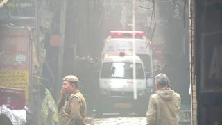 At least 43 people killed in New Delhi factory fire | Money Talks