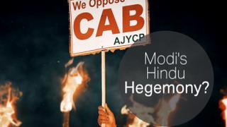 Modi's Hindu Hegemony?