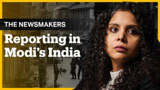 Rana Ayyub on Reporting in Modi's India