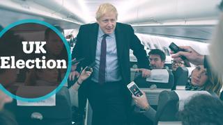 UK PM Boris Johnson tries to break down the 'Red Wall'