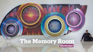 Ahmet Gunestekin: The Memory Room