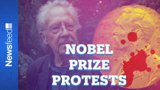 Anger grows over Peter Handke, who denied genocide, getting Nobel prize