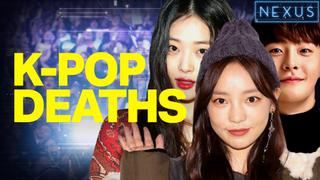 IS THERE SOMETHING WRONG WITH K-POP? Three apparent suicides in just two months