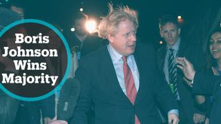 UK Election: PM Johnson's Conservatives win overall majority