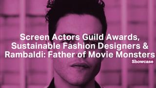 Gingerbread City | Screen Actors Guild Awards Nominees | Carlo Rambaldi