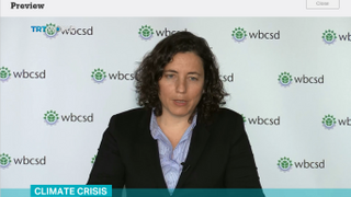 Climate Crisis: Maria Mendiluce, World Business Council for Sustainable Development