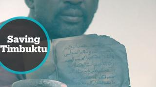 Timbuktu Manuscripts: Researchers working to protect ancient documents