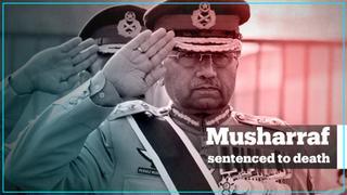 Pakistan's former military dictator Musharraf sentenced to death for treason